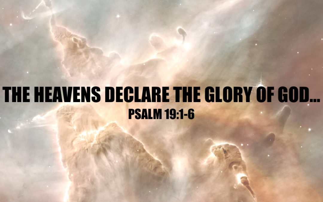 Let the Heavens Declare